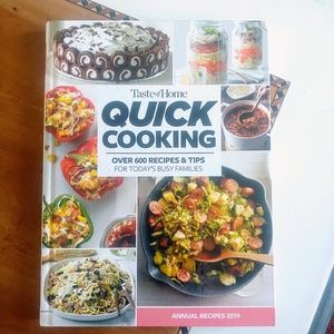 Other - Taste of home annual recipes 2019
